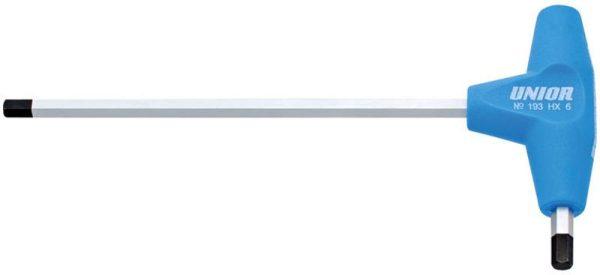 UNIOR T-Griff Stiftschlüssel