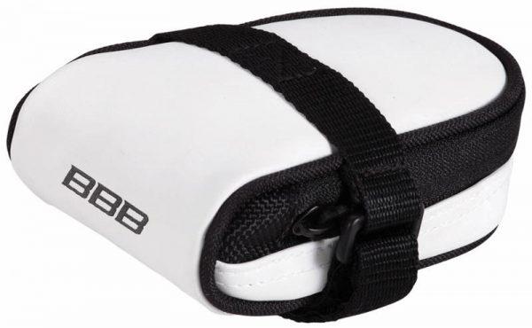 BBB RacePack Satteltasche BSB-14 weiß matt