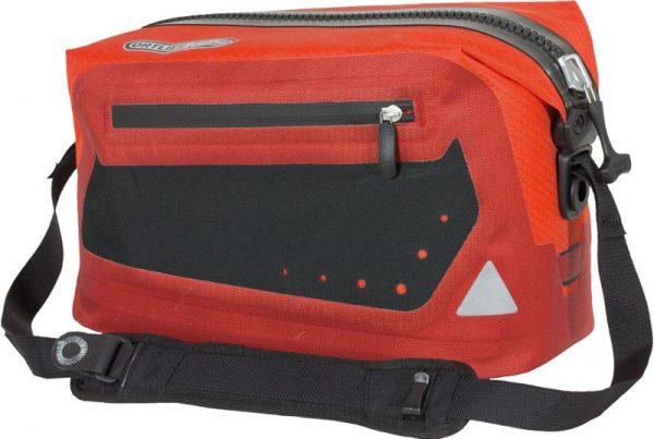 ORTLIEB Trunk-Bag mit Rack-Lock Adapter mit Rack-Lock Adapter