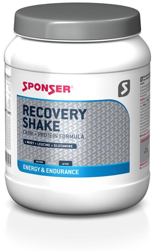 SPONSER Recovery Shake Instantpulver Dose