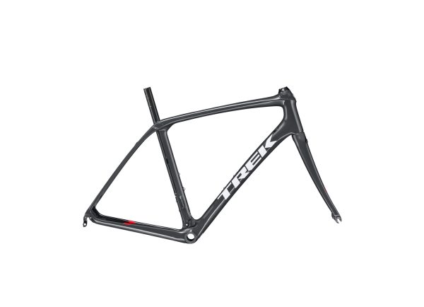 Trek Domane SLR Frameset Solid Charcoal/Trek Black