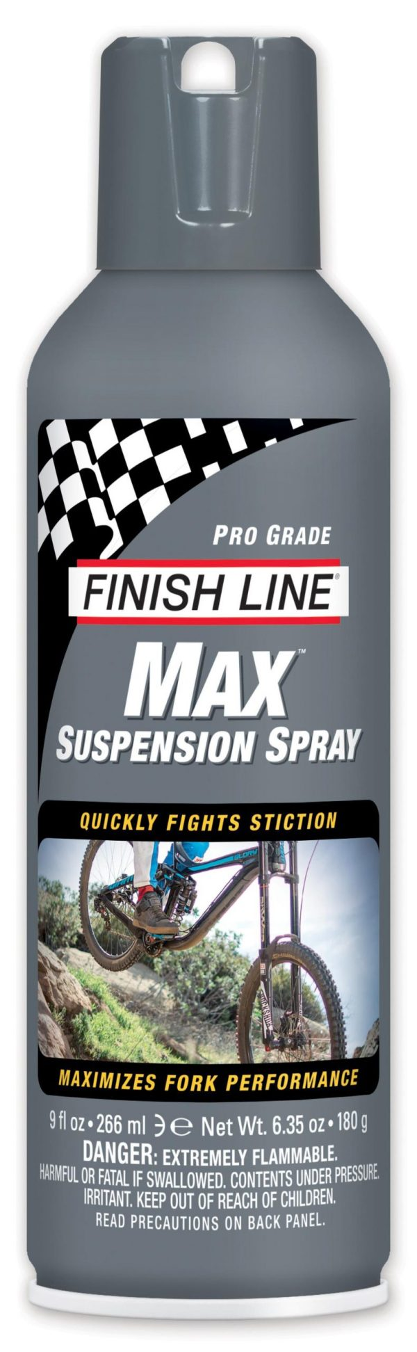 Max Suspension Gabel/Dämpferöl 266 ml Spray