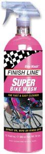 Super BikeWash Fahrradreiniger 1 l Flasche mit Sprühkopf