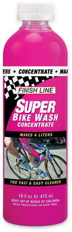 Super BikeWash Reiniger KONZENTRAT 475 ml für 4 l. Bikewash