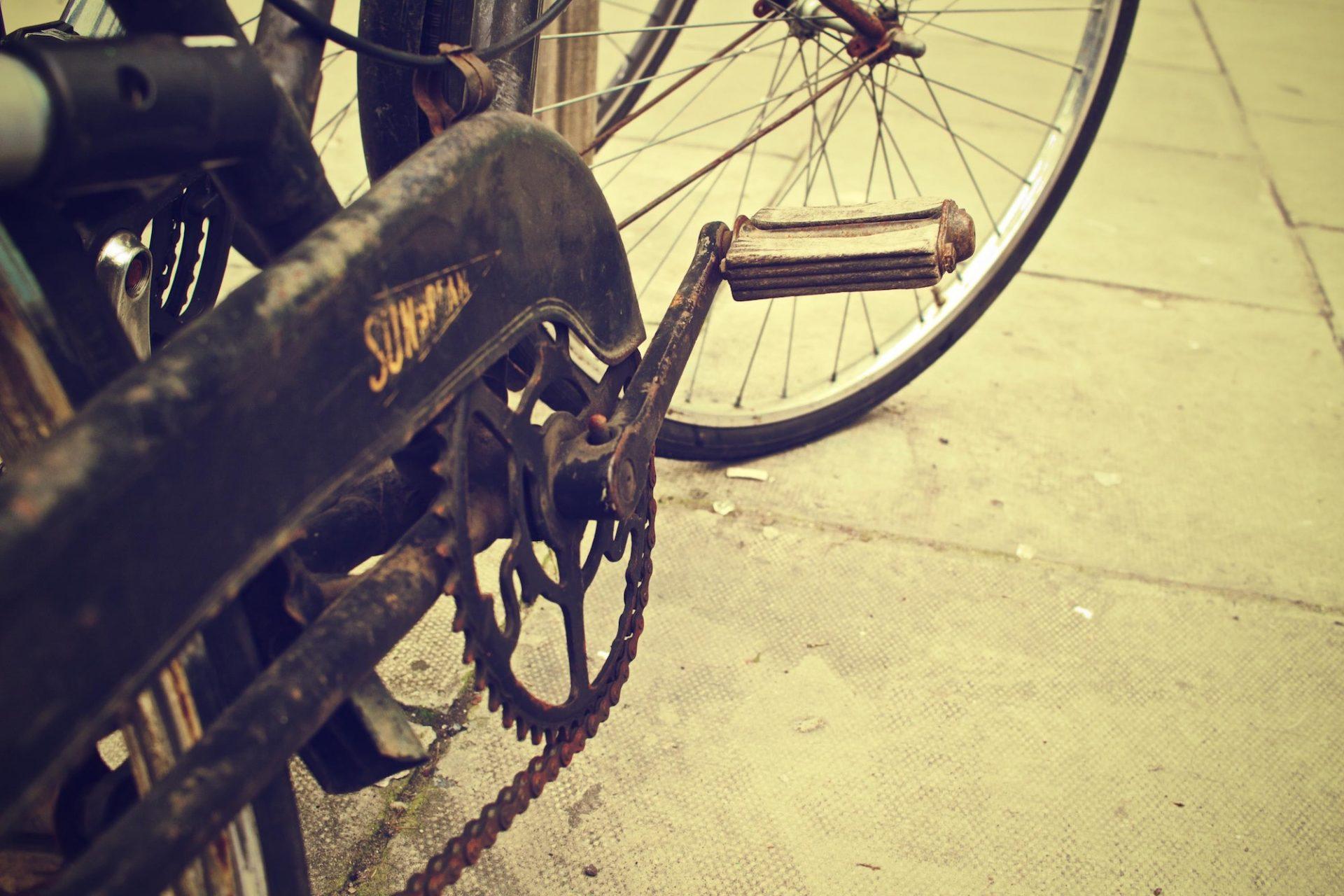 Hab dein Fahrrad lieb