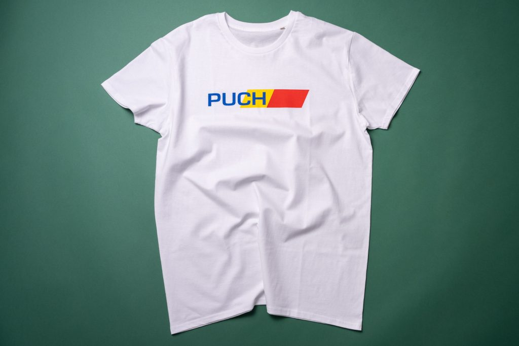 PUCH T-Shirt - Puch Mistral